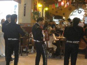 Mariachi Band in Playa del Carmen