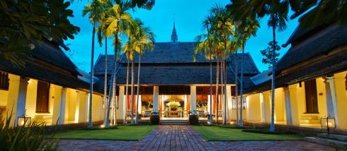 Rachamankha Hotel Chiang Mai Thailand