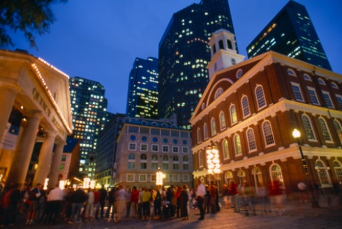 Boston, Quincy Market