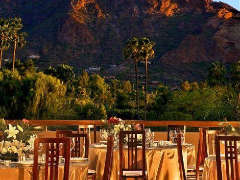 Camelback Inn Restaurant