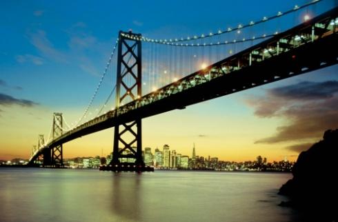 Golden Gate Bridge- Getty Images