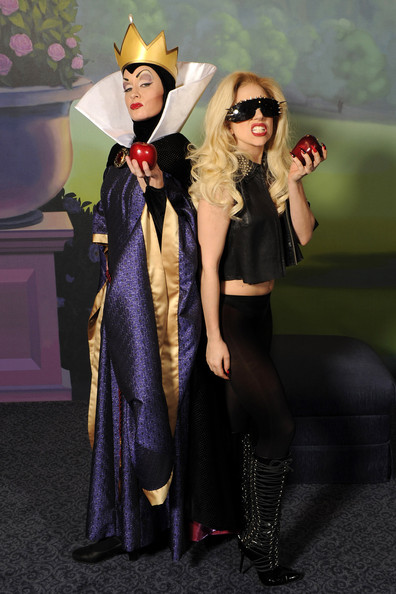 Lady Gaga visit Disney World