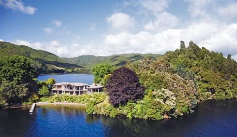 Lake Okareka Lodge by LeBua- New Zealand