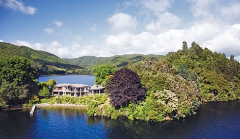 Lake Okareka Lodge by LeBua- New Zealand