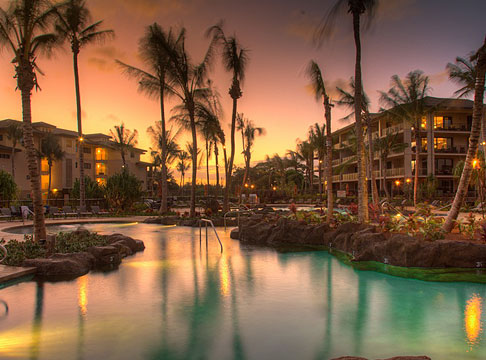 Poipu Beach Wyndham Grand Resort
