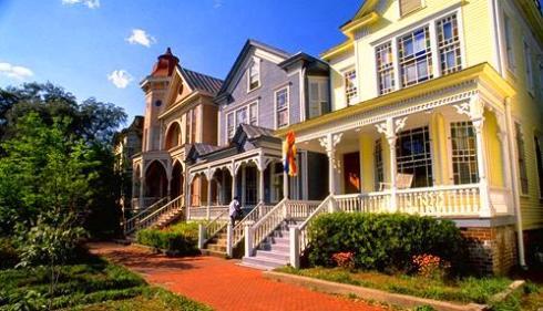 Savannah's Victorian District