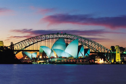 Sydney Opera House- Getty