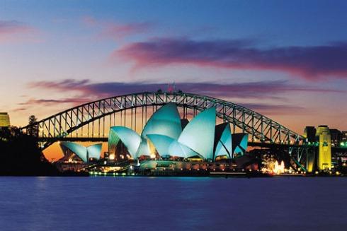 Sydney Opera House- Getty